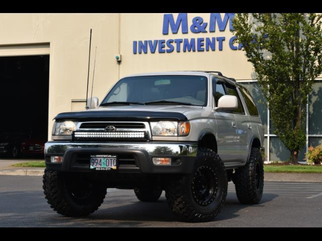 2000 Toyota 4Runner SR5 4X4 3.4L 6Cyl / LIFTED / TIMING BELT DONE - Photo 25 - Portland, OR 97217