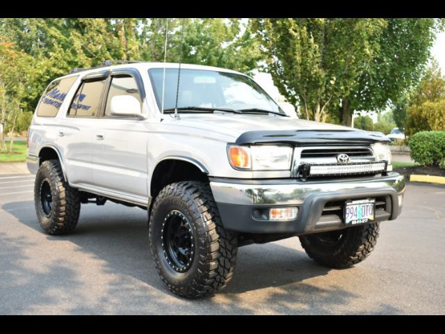 2000 Toyota 4Runner SR5 4X4 3.4L 6Cyl / LIFTED / TIMING BELT DONE - Photo 55 - Portland, OR 97217