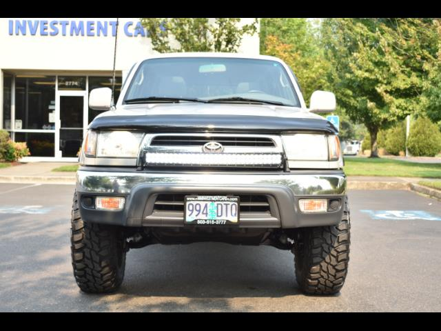 2000 Toyota 4Runner SR5 4X4 3.4L 6Cyl / LIFTED / TIMING BELT DONE - Photo 5 - Portland, OR 97217