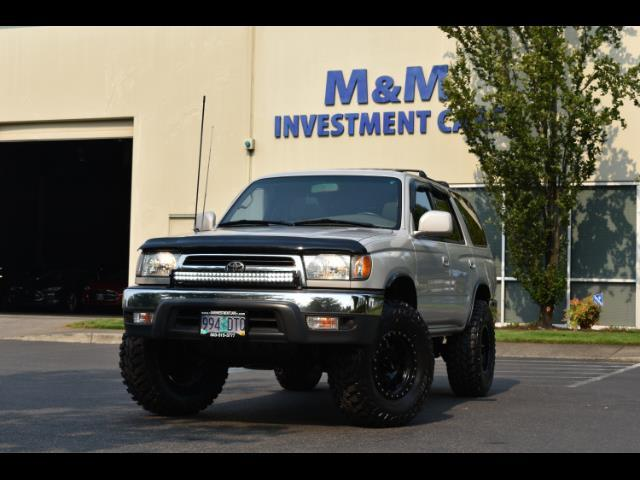 2000 Toyota 4Runner SR5 4X4 3.4L 6Cyl / LIFTED / TIMING BELT DONE - Photo 1 - Portland, OR 97217