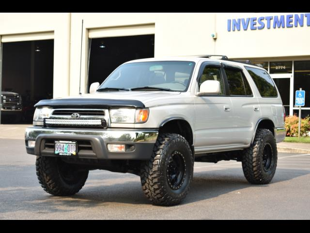 2000 Toyota 4Runner SR5 4X4 3.4L 6Cyl / LIFTED / TIMING BELT DONE - Photo 27 - Portland, OR 97217