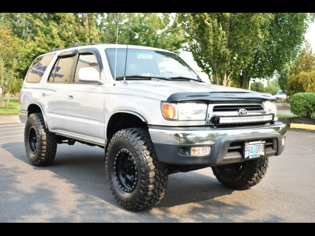 2000 Toyota 4Runner SR5 4X4 3.4L 6Cyl / LIFTED / TIMING BELT DONE - Photo 2 - Portland, OR 97217