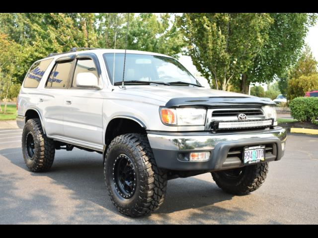 2000 Toyota 4Runner SR5 4X4 3.4L 6Cyl / LIFTED / TIMING BELT DONE - Photo 28 - Portland, OR 97217