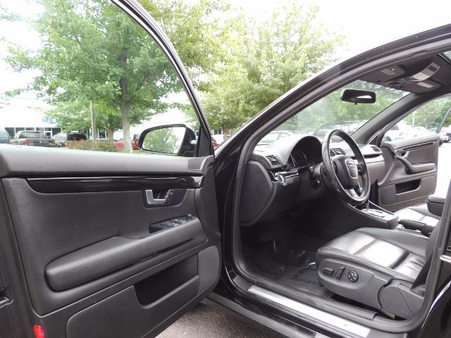 2008 Audi A4 2.0T Special Ed./ S-LINE / Leather / Sunroof - Photo 13 - Portland, OR 97217