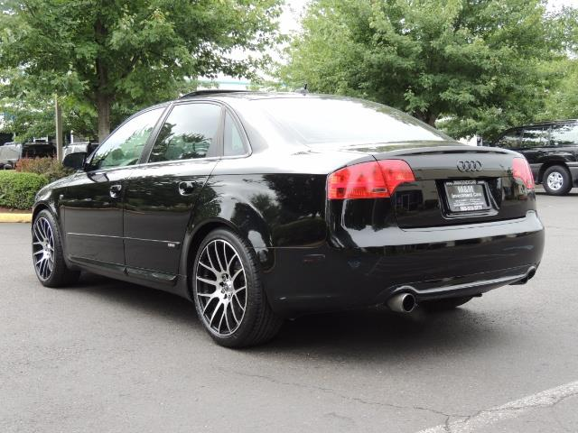 2008 Audi A4 2.0T Special Ed./ S-LINE / Leather / Sunroof - Photo 7 - Portland, OR 97217