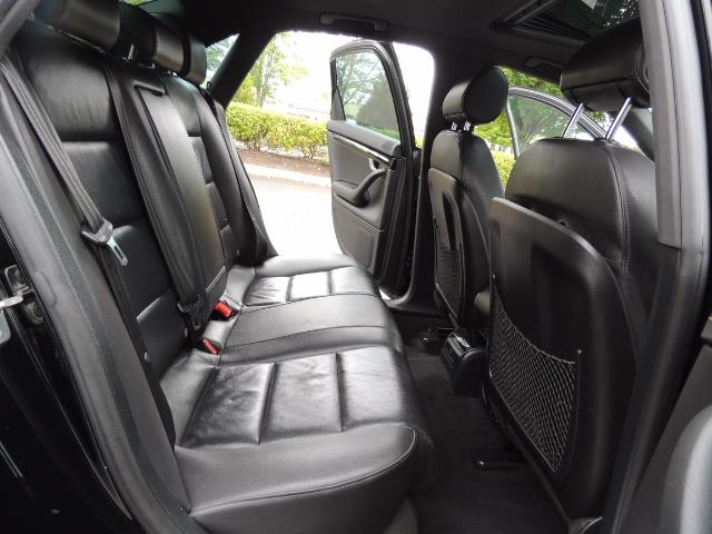 2008 Audi A4 2.0T Special Ed./ S-LINE / Leather / Sunroof - Photo 16 - Portland, OR 97217