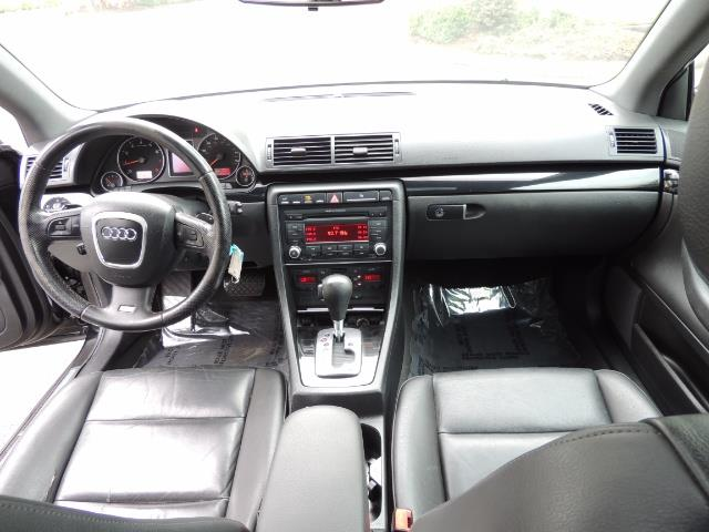 2008 Audi A4 2.0T Special Ed./ S-LINE / Leather / Sunroof - Photo 19 - Portland, OR 97217