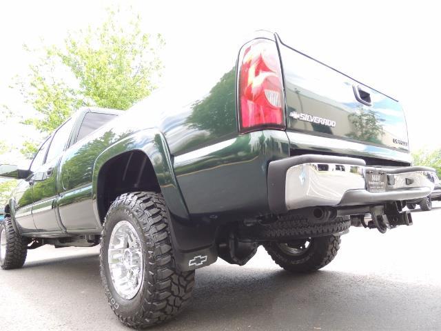 2003 Chevrolet Silverado 2500 LT 4dr Crew Cab LT / 4X4 / 6.6L DURAMAX / ALLISON - Photo 11 - Portland, OR 97217
