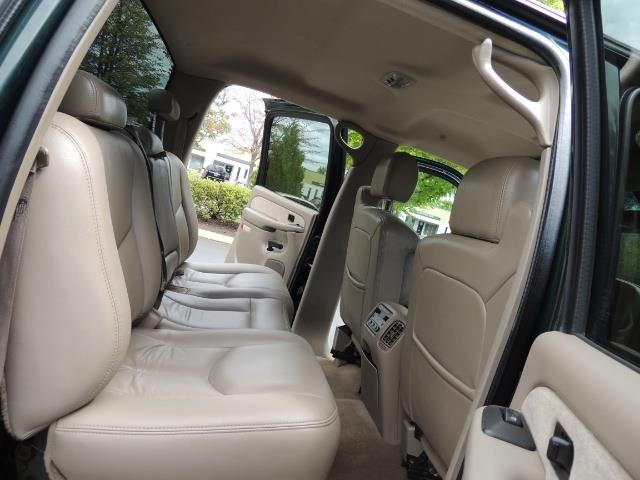2003 Chevrolet Silverado 2500 LT 4dr Crew Cab LT / 4X4 / 6.6L DURAMAX / ALLISON - Photo 17 - Portland, OR 97217