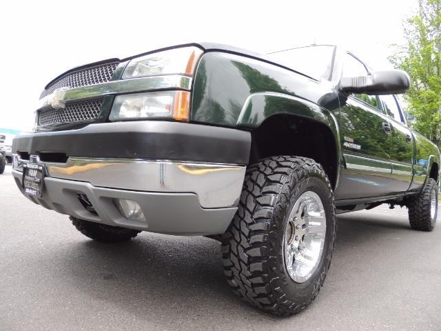 2003 Chevrolet Silverado 2500 LT 4dr Crew Cab LT / 4X4 / 6.6L DURAMAX / ALLISON - Photo 9 - Portland, OR 97217