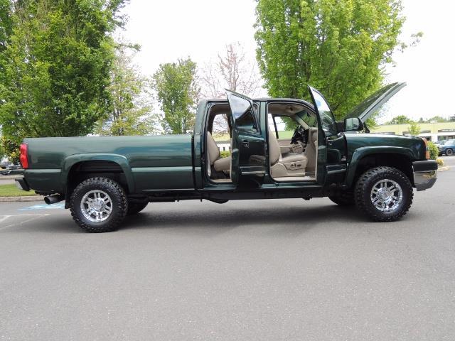 2003 Chevrolet Silverado 2500 LT 4dr Crew Cab LT / 4X4 / 6.6L DURAMAX / ALLISON - Photo 30 - Portland, OR 97217