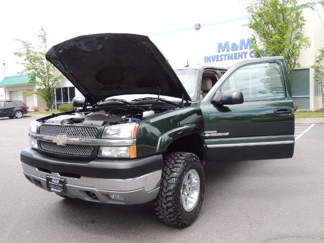 2003 Chevrolet Silverado 2500 LT 4dr Crew Cab LT / 4X4 / 6.6L DURAMAX / ALLISON - Photo 25 - Portland, OR 97217