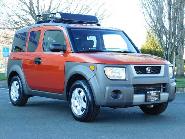 2003 Honda Element EX Sport Utility / AWD / SUN ROOF / LOW MILES !! - Photo 2 - Portland, OR 97217
