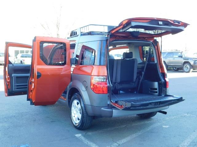 2003 Honda Element EX Sport Utility / AWD / SUN ROOF / LOW MILES !! - Photo 25 - Portland, OR 97217