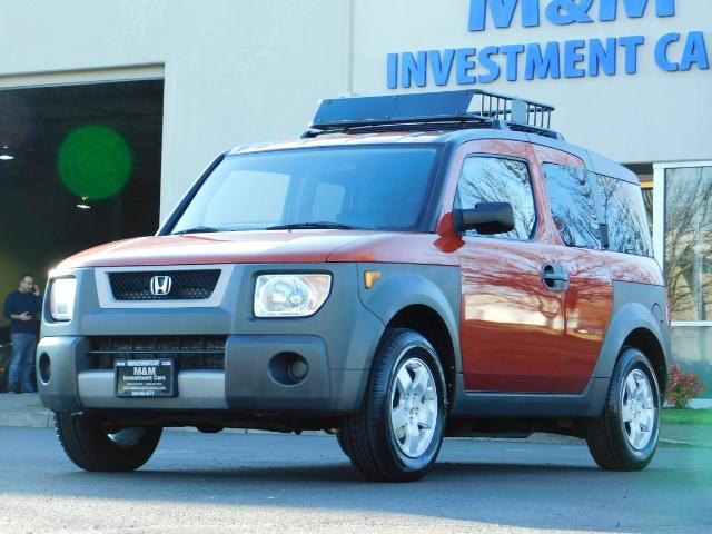 2003 Honda Element EX Sport Utility / AWD / SUN ROOF / LOW MILES !! - Photo 37 - Portland, OR 97217