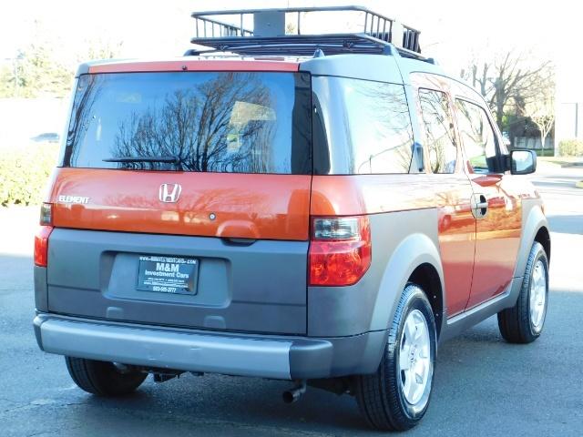 2003 Honda Element EX Sport Utility / AWD / SUN ROOF / LOW MILES !! - Photo 8 - Portland, OR 97217