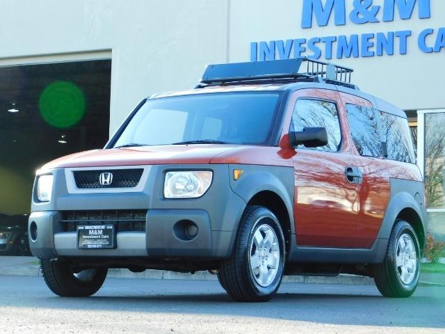 2003 Honda Element EX Sport Utility / AWD / SUN ROOF / LOW MILES !! - Photo 1 - Portland, OR 97217