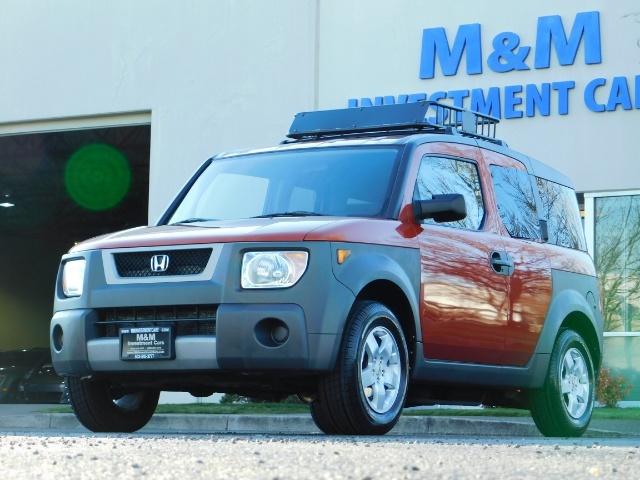 2003 Honda Element EX Sport Utility / AWD / SUN ROOF / LOW MILES !! - Photo 36 - Portland, OR 97217