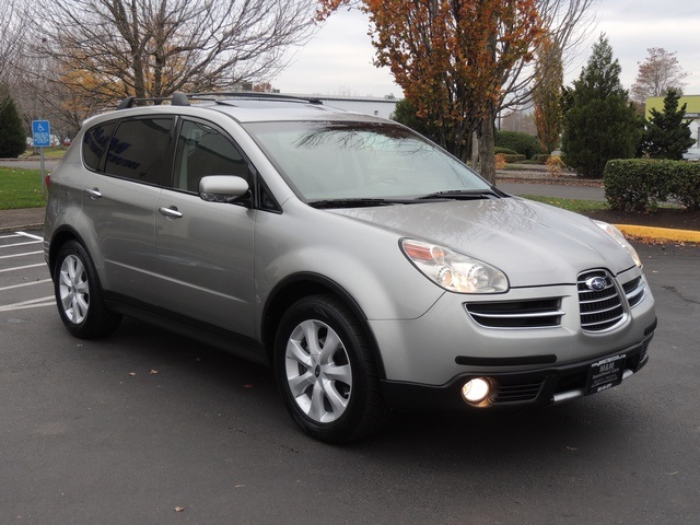 Ae Fe on 2006 Subaru Tribeca B9 4wd