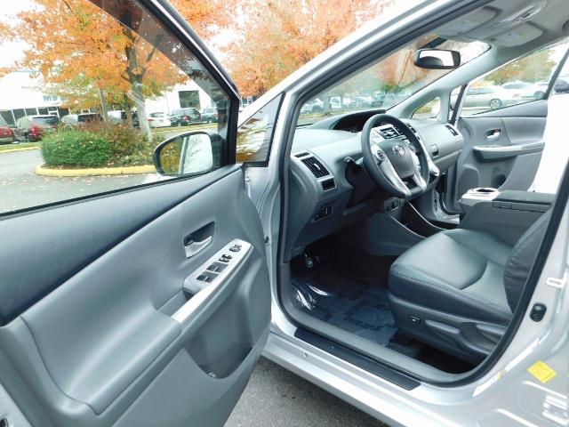 2012 Toyota Prius V Five / Wagon / Leather/ Heated seats / Navigation - Photo 13 - Portland, OR 97217