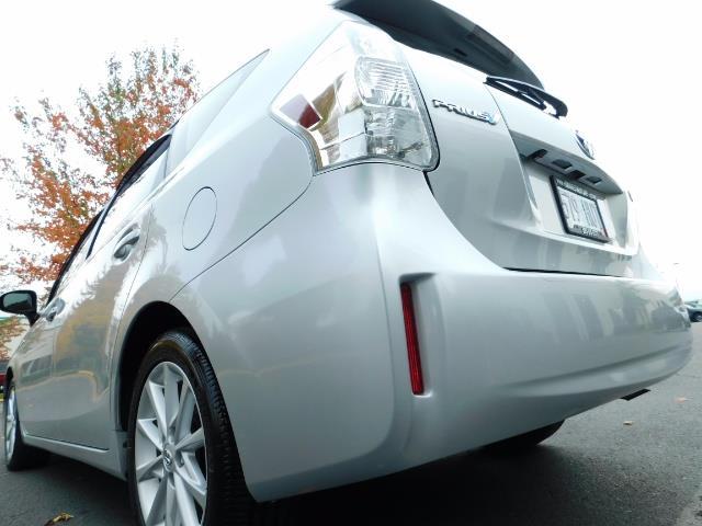 2012 Toyota Prius V Five / Wagon / Leather/ Heated seats / Navigation - Photo 11 - Portland, OR 97217