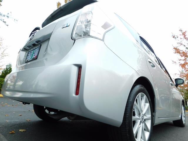 2012 Toyota Prius V Five / Wagon / Leather/ Heated seats / Navigation - Photo 12 - Portland, OR 97217