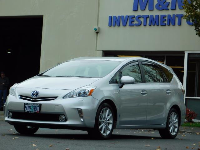 2012 Toyota Prius V Five / Wagon / Leather/ Heated seats / Navigation - Photo 47 - Portland, OR 97217