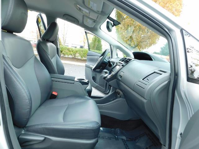 2012 Toyota Prius V Five / Wagon / Leather/ Heated seats / Navigation - Photo 17 - Portland, OR 97217