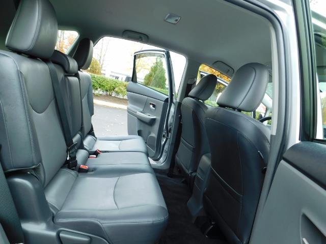 2012 Toyota Prius V Five / Wagon / Leather/ Heated seats / Navigation - Photo 16 - Portland, OR 97217