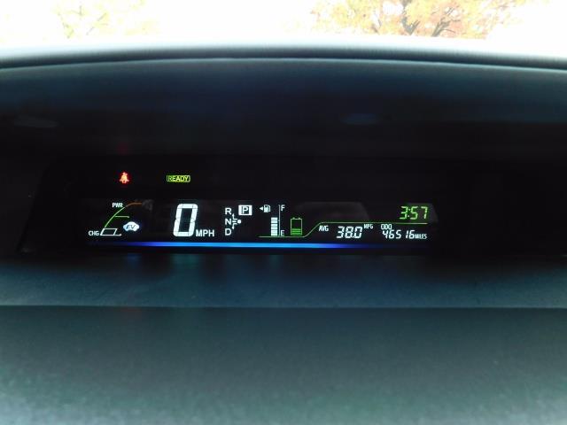2012 Toyota Prius V Five / Wagon / Leather/ Heated seats / Navigation - Photo 40 - Portland, OR 97217