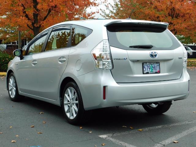 2012 Toyota Prius V Five / Wagon / Leather/ Heated seats / Navigation - Photo 8 - Portland, OR 97217
