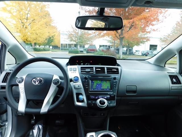 2012 Toyota Prius V Five / Wagon / Leather/ Heated seats / Navigation - Photo 35 - Portland, OR 97217