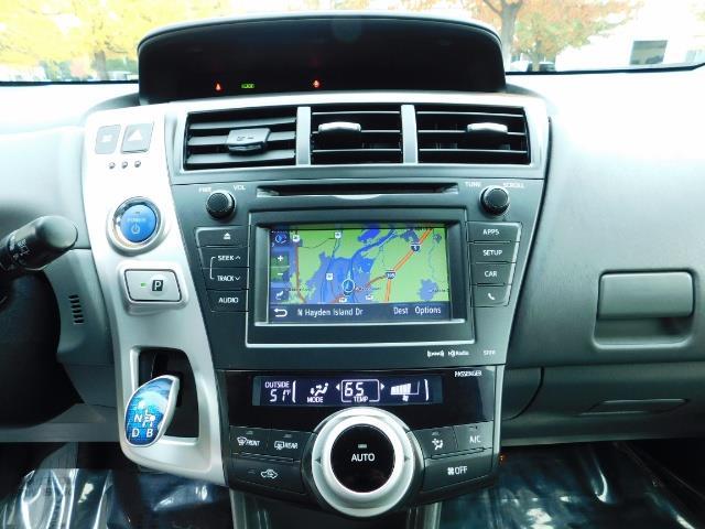 2012 Toyota Prius V Five / Wagon / Leather/ Heated seats / Navigation - Photo 21 - Portland, OR 97217