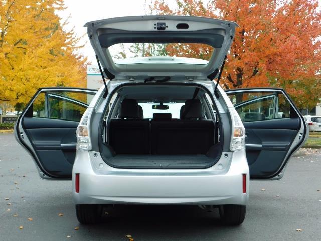 2012 Toyota Prius V Five / Wagon / Leather/ Heated seats / Navigation - Photo 28 - Portland, OR 97217