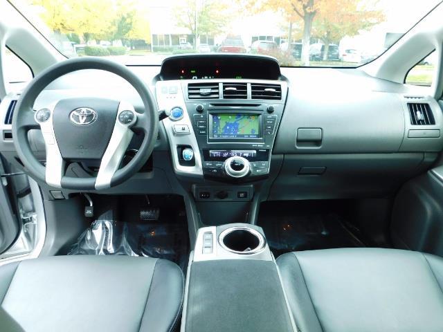 2012 Toyota Prius V Five / Wagon / Leather/ Heated seats / Navigation - Photo 36 - Portland, OR 97217