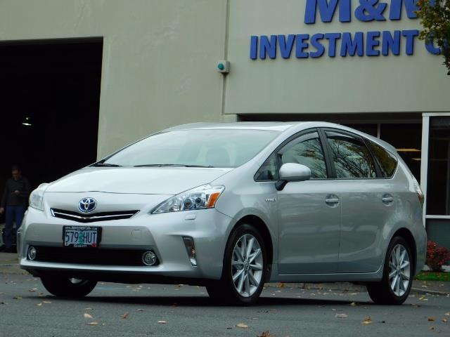 2012 Toyota Prius V Five / Wagon / Leather/ Heated seats / Navigation - Photo 48 - Portland, OR 97217