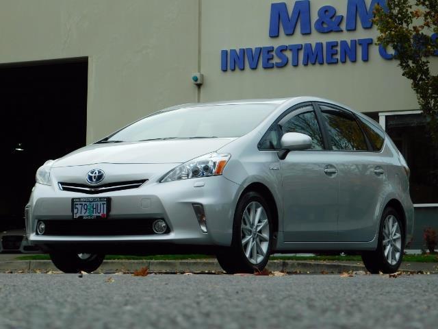 2012 Toyota Prius V Five / Wagon / Leather/ Heated seats / Navigation - Photo 49 - Portland, OR 97217