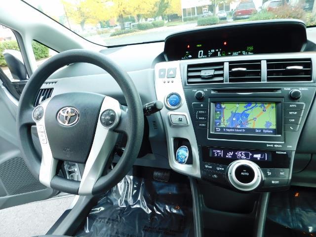 2012 Toyota Prius V Five / Wagon / Leather/ Heated seats / Navigation - Photo 20 - Portland, OR 97217