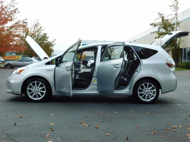2012 Toyota Prius V Five / Wagon / Leather/ Heated seats / Navigation - Photo 26 - Portland, OR 97217