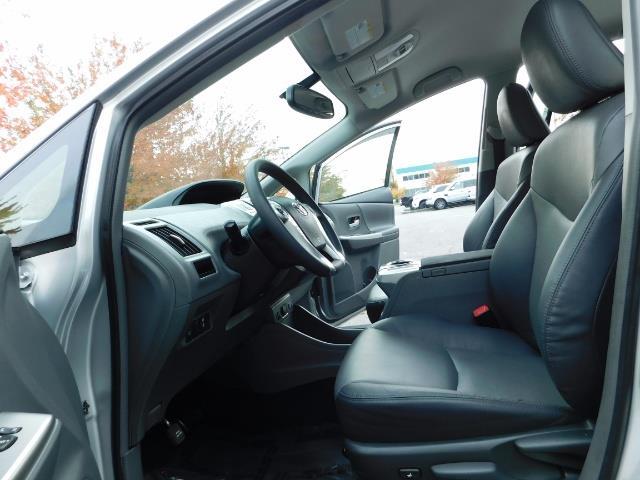 2012 Toyota Prius V Five / Wagon / Leather/ Heated seats / Navigation - Photo 14 - Portland, OR 97217