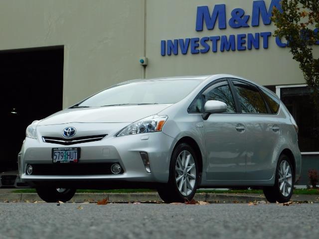 2012 Toyota Prius V Five / Wagon / Leather/ Heated seats / Navigation - Photo 45 - Portland, OR 97217