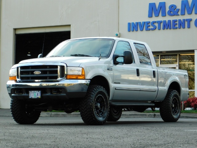 2000 Ford F-250 Super Duty XLT / 4X4 / 7.3L DIESEL / LIFTED LIFTED - Photo 27 - Portland, OR 97217