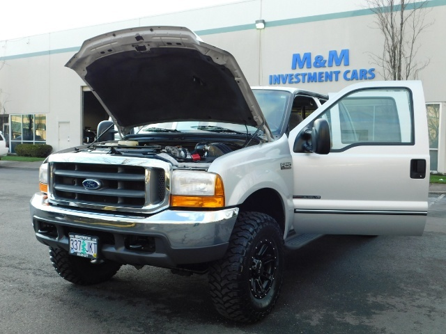 2000 Ford F-250 Super Duty XLT / 4X4 / 7.3L DIESEL / LIFTED LIFTED - Photo 31 - Portland, OR 97217