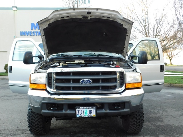 2000 Ford F-250 Super Duty XLT / 4X4 / 7.3L DIESEL / LIFTED LIFTED - Photo 38 - Portland, OR 97217