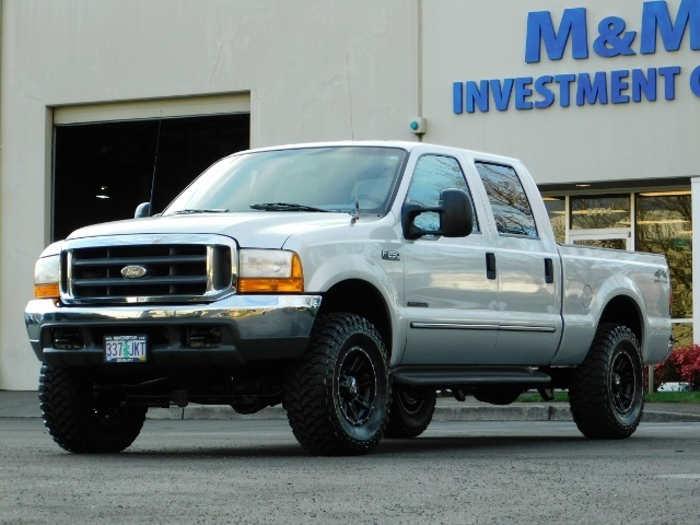 2000 Ford F-250 Super Duty XLT / 4X4 / 7.3L DIESEL / LIFTED LIFTED - Photo 1 - Portland, OR 97217