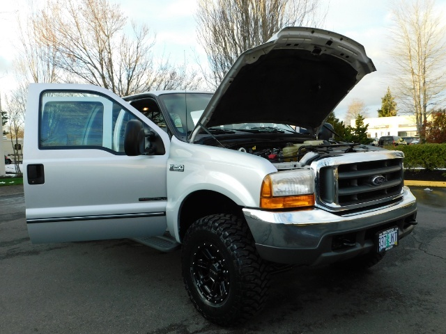 2000 Ford F-250 Super Duty XLT / 4X4 / 7.3L DIESEL / LIFTED LIFTED - Photo 37 - Portland, OR 97217