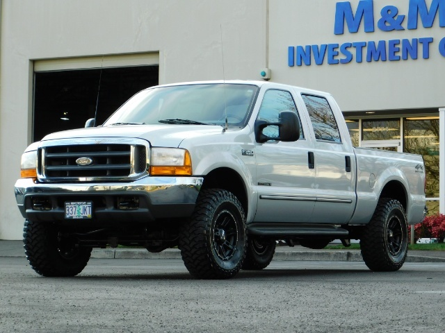 2000 Ford F-250 Super Duty XLT / 4X4 / 7.3L DIESEL / LIFTED LIFTED - Photo 28 - Portland, OR 97217
