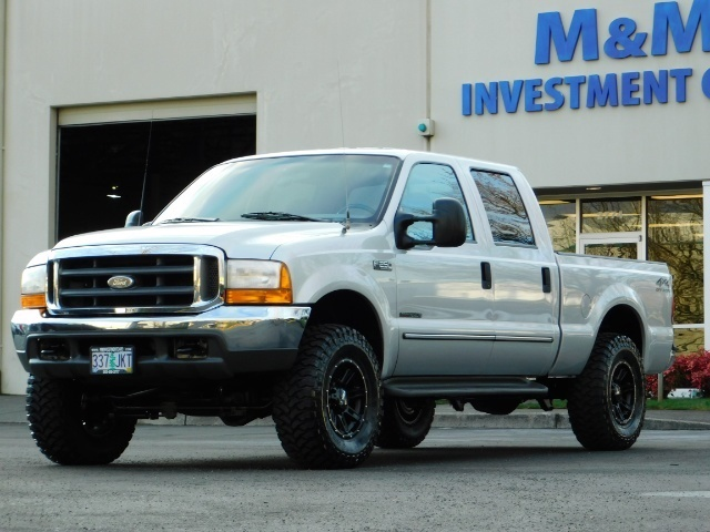 2000 Ford F-250 Super Duty XLT / 4X4 / 7.3L DIESEL / LIFTED LIFTED - Photo 42 - Portland, OR 97217
