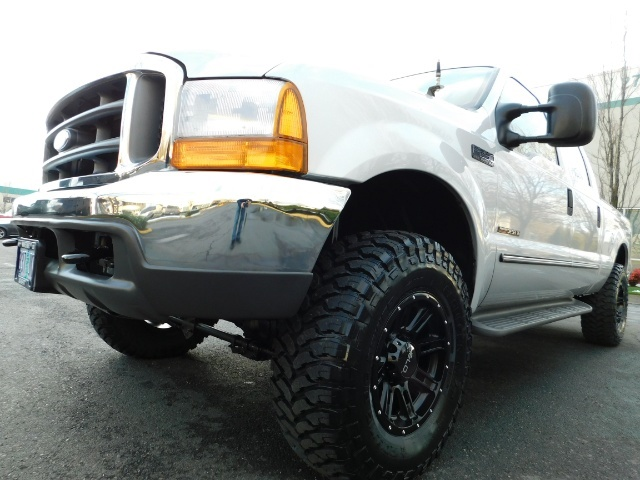 2000 Ford F-250 Super Duty XLT / 4X4 / 7.3L DIESEL / LIFTED LIFTED - Photo 8 - Portland, OR 97217