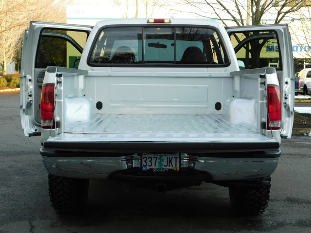 2000 Ford F-250 Super Duty XLT / 4X4 / 7.3L DIESEL / LIFTED LIFTED - Photo 34 - Portland, OR 97217